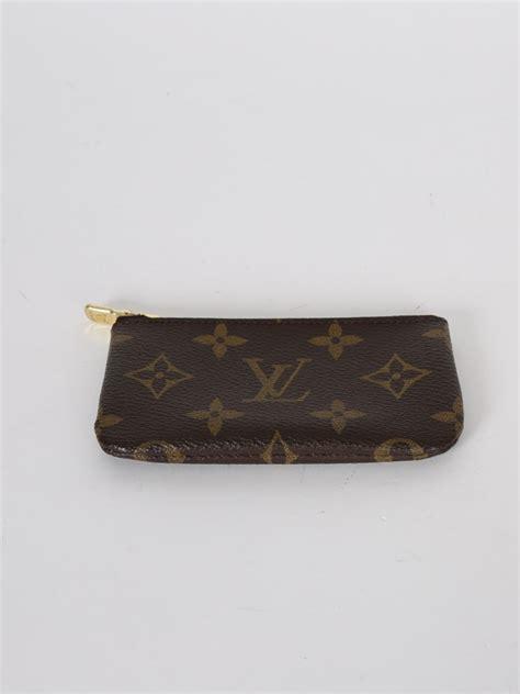 Pouch Lv Monogram Quality louis vuitton monogram canvas key pouch luxury bags