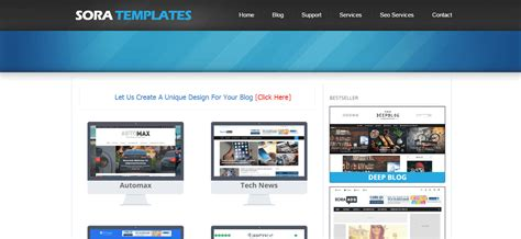 top 10 best blogger template designer sites in 2017 rki