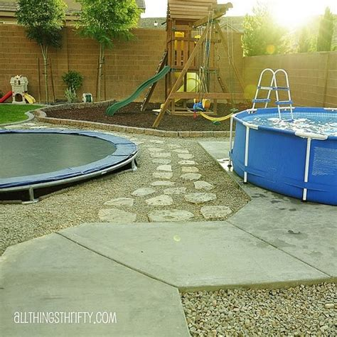 Kid Friendly Backyard Ideas Dramatic Play Ideas For A Kid Friendly Backyard