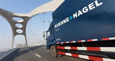 kuehne nagels air freight volume dips net earnings