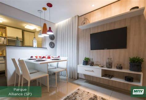 decorado mrv 45m2 25 melhores ideias de apartamento mrv no pinterest mrv