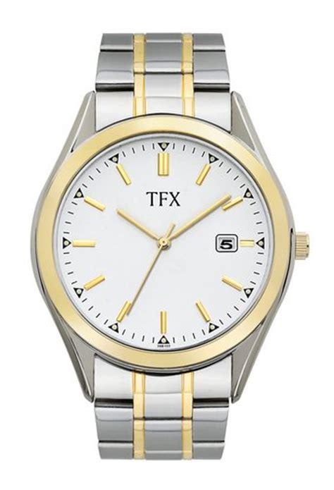 Custom Watch   TFX dist by Bulova Mens Bracelet Company Watch
