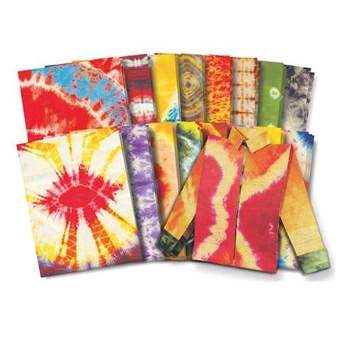 Tie Dye Paper Craft - r15263 tie dye paper roylco