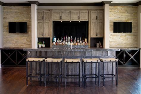 rustic basement bar rustic bar stools home bar rustic with rustic basement bar distressed wood cabinet