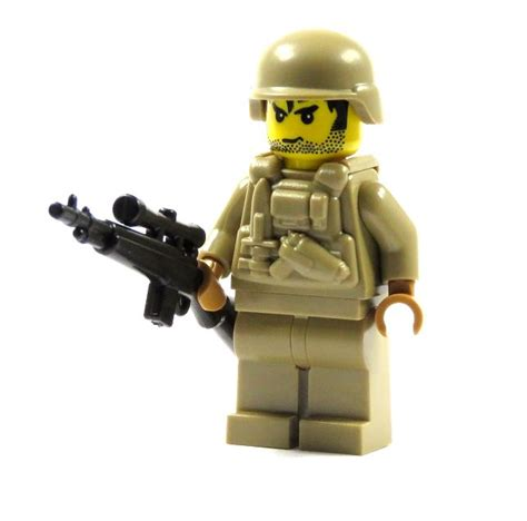 Lego Original Parts swat custom figure from lego parts and brickarms parts markenwelt voegele