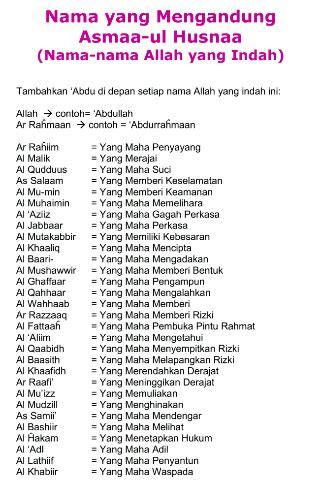 nama anak bayi perempuan islam rangkaian nama indah unik nama bayi islam dan maknanya android informer ebook ini