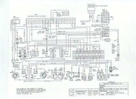 hydro quip wiring diagram  diagram