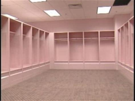 pink locker room 100 best traditions in college football bleacher report