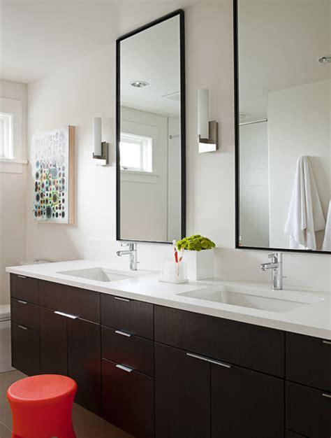 modern guest bathroom art house guest bath modern bathroom seattle by