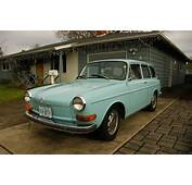 OLD PARKED CARS 1972 Volkswagen Type 3 Wagon