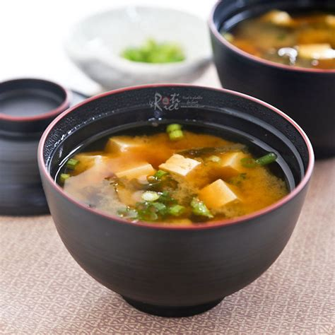 The Health Benefits Of Miso Soup by Wakame Miso Soup Health Benefits