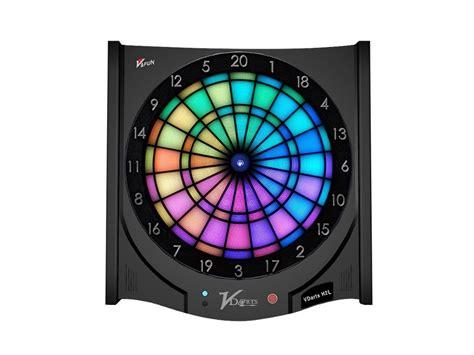 dart board lights led aliexpress com buy vdarts h2l global dart board