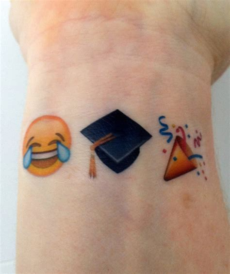 emoji for tattoo all the feels 10 emoji tattoos custom tattoo design