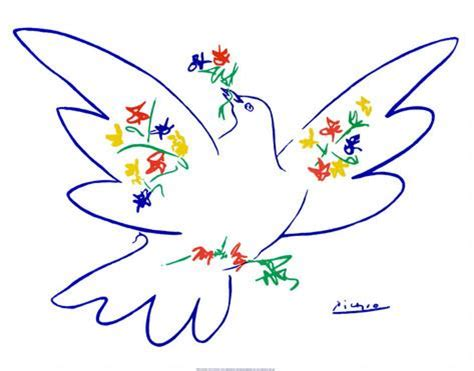 picasso paintings peace dove of peace posters by pablo picasso at allposters au