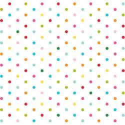 colorful polka dots colorful polka dot and white fabric happy skies by