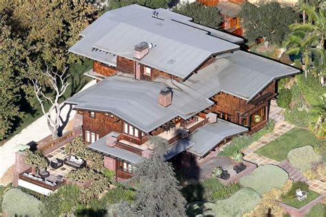 brangelina s shared house across the globe