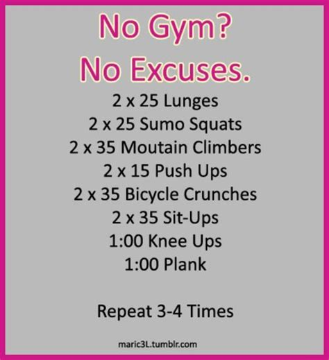 No Excuses Detox by My Of Quot No Excuses Quot Workout Something Is Always