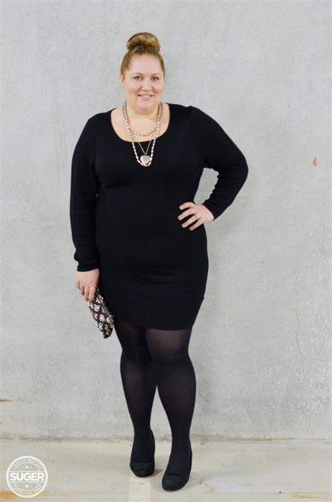 41976 Black White Horn And Knit Casual Top Le250517 Import 54 best images about plus size black dress on dress plus size dresses