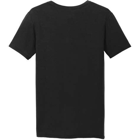 Kaos Live Tshirt Gildan Softstyle 1 gildan 64v00 softstyle v neck t shirt black fullsource