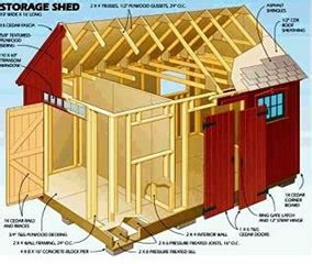 plan from making a sheds march 2015 building a shed do it yourself storage shed plans
