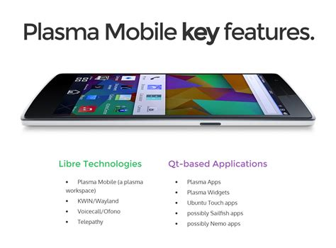 open source mobile plasma mobile is a fully open source smartphone os from