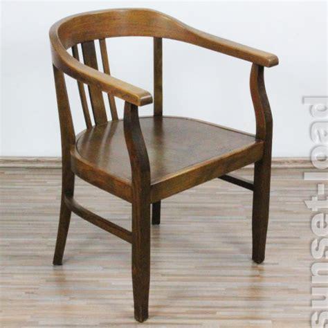 alter stuhl eiche 30er 40er jahre umfeld wiener - Stuhl 30er