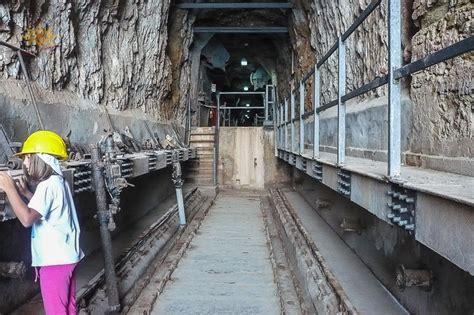 miniera di porto flavia tour guide sardinia excursion to porto flavia mine