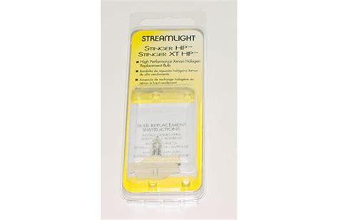 led light bulb for streamlight stinger streamlight stinger hp replacement bulb from swps com