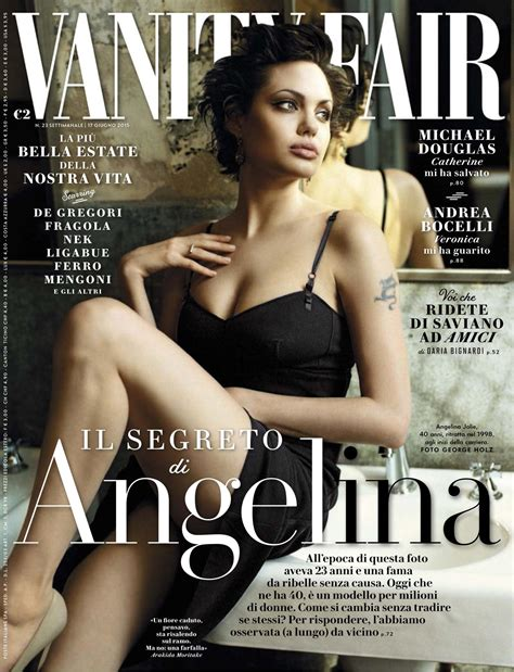 vanity fair italy magazine june 2015