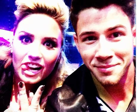 demi lovato feat nick jonas but if nick was to marry any of his friends it d be demi