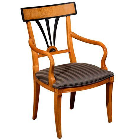 biedermeier armchair mid century biedermeier style armchair at 1stdibs