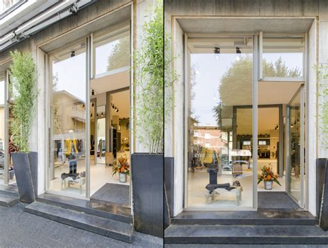 Bergamo Design Store by Fashion Store By Studio Isacco Brioschi Bergamo Italy