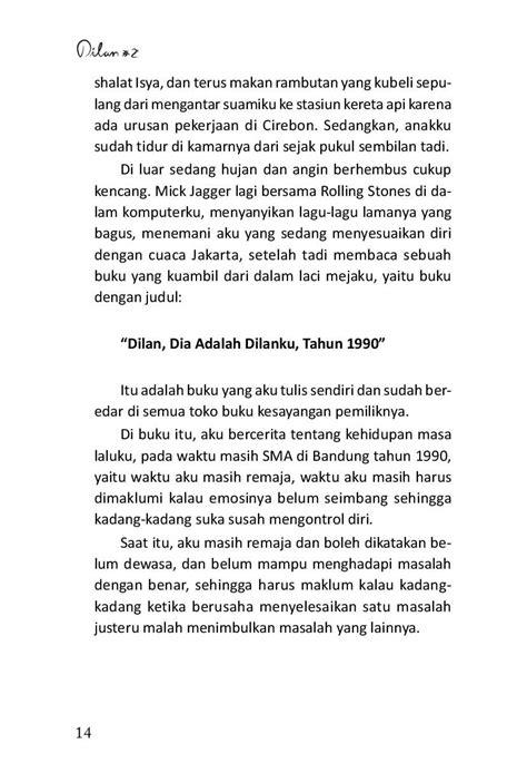 Dilan: Dia Adalah Dilanku Tahun 1991 Book by Pidi Baiq
