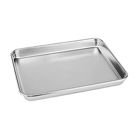 Stainless Steel Toaster Oven Tray neeshow stainless steel compact toaster oven pan tray ovenware professional got mixer