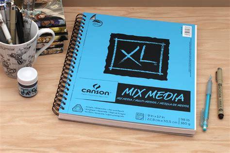 Canson Mixmedia Pad A4 Xl Mix Media Pa paper sizes explained jetpens