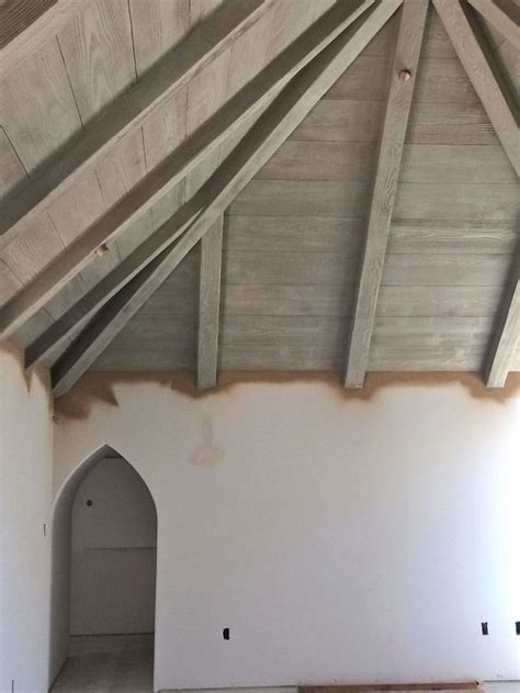 french normandy style house update paneling