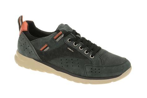 Geox Sneakers geox damian sneakers in schwarz herrenschuhe shop
