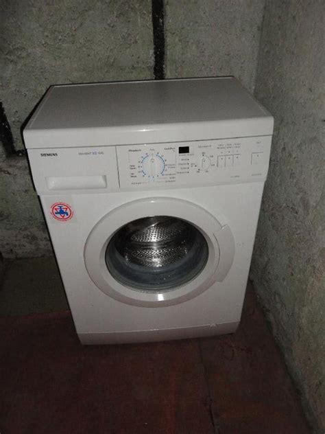 kleine waschmaschine kaufen schmale waschmaschine siemens siwamat xs 1045 in m 252 nchen