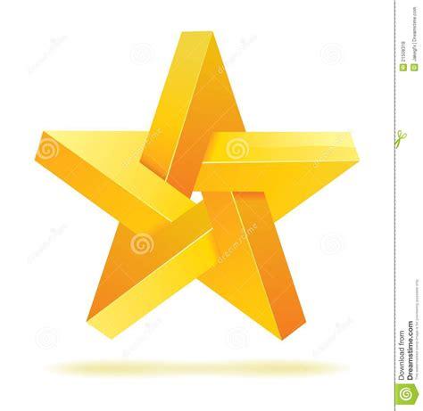figuras geometricas la estrella vector geom 233 trico irreal de la estrella fotos de archivo