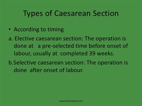 elective c section how many weeks caesarean section