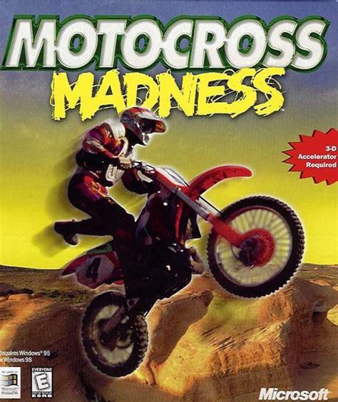 Motocross Madness 1998 Gamespot