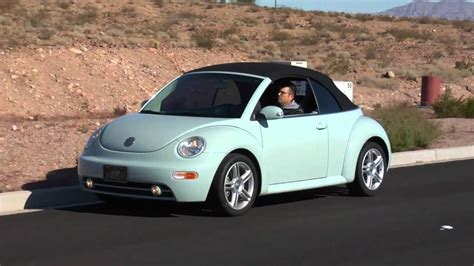 2004 volkswagen beetle reviews 2004 volkswagen beetle gls turbo convertible test drive