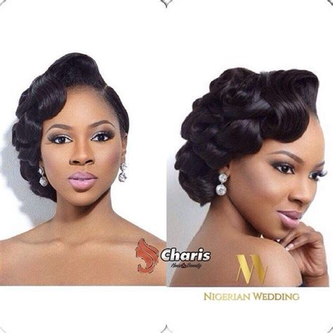 Bridesmaid Hairstyles For Black Hair by 10 Ideas About Black Wedding Hairstyles On