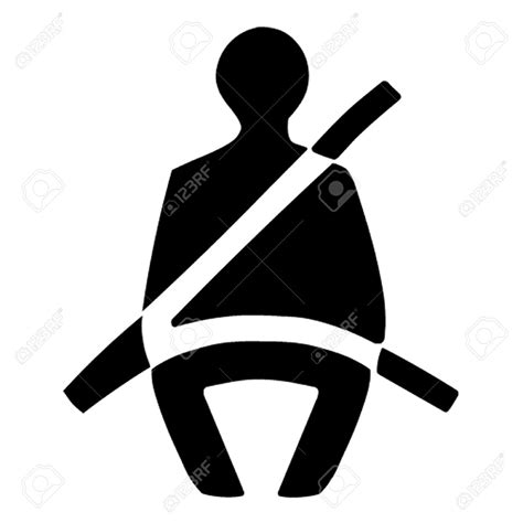 car seat clip for seat belt seat belt clipart clipground
