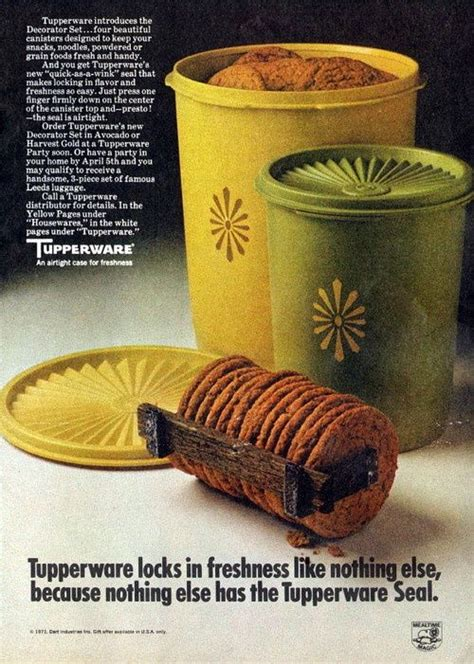 Yellow Choco Tupperware 51 best images about vintage on