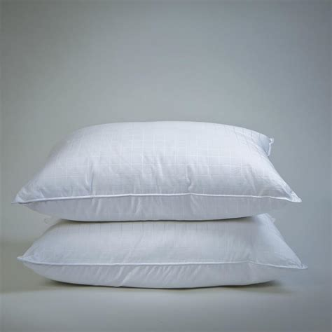 soft bed pillows plush perfect gel fiber pillow soft set of 2 downlinens