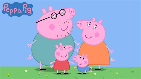 awn animation eone announces new season global licensing partners for peppa pig animation