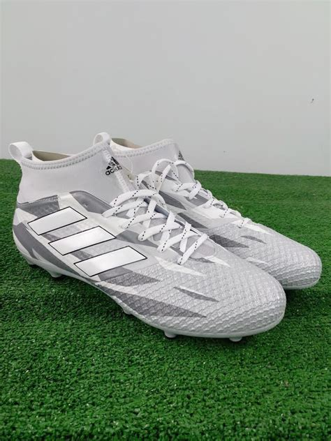 football boots shoes adidas cleats ace 17 3 primemesh fg grey 2017 ebay