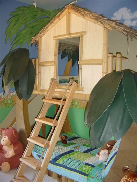 kids theme bedrooms tropical beach theme room kids new york by