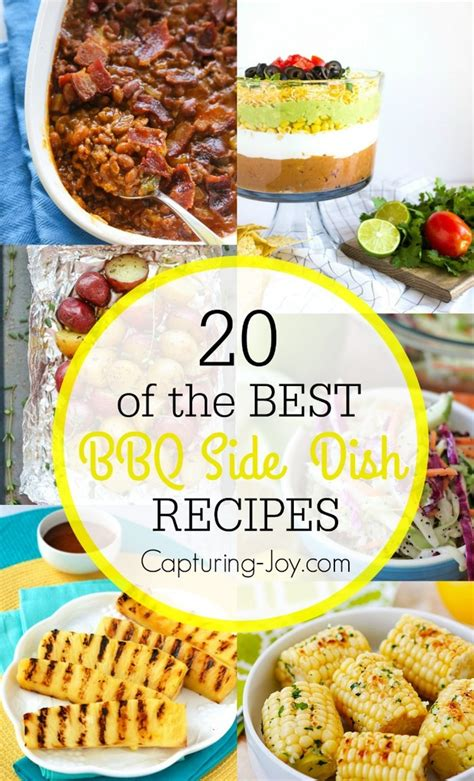 20 of the best bbq side dishes capturing joy with